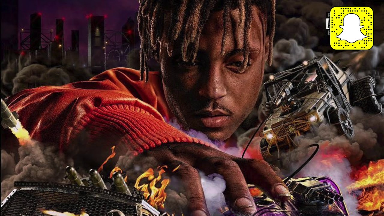 Juice WRLD - On God (Clean) ft. Young Thug (Death Race for Love) image