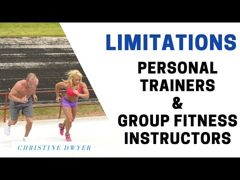 Tips for Personal Trainers & Group Fitness Instructors | Challenges of Growth