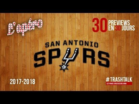 Preview 2017-18 : les San Antonio Spurs