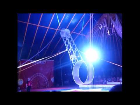Great Britain Circus Sabah 2014