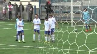 U-15. Черноморец (Одесса) - УФК (Днепропетровск) 3-0