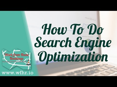 HOW TO DO SEARCH ENGINE OPTIMIZATION (SEO) AS A FREELANCER | JASLEARNIT 002