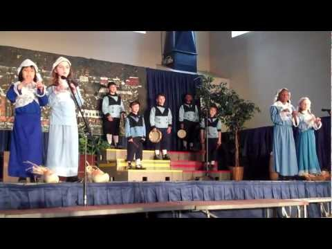 Lower School Christmas Musical (K-2) - Nativity Song.MP4