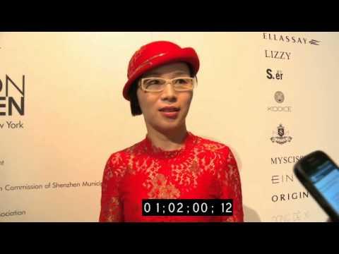 FASHION SHENZHEN SS15 DESIGNER#3 YouTube 480p