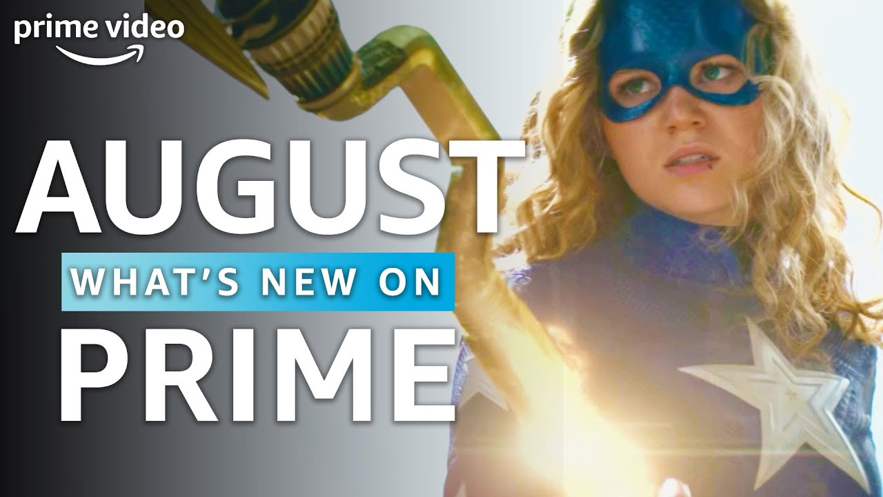 Download What's New on Prime | August 2020 | Prime Video