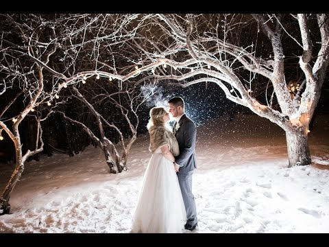 Calgary Wedding Photographer: New Year's Eve Winter Wedding at Rouge Restaurant