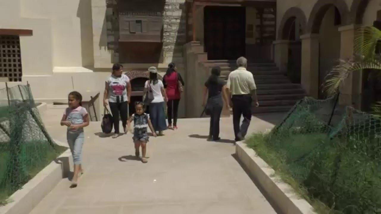 Spirit of old Cairo, way to nunnery St. George - روح مصر القديمة و الطريق إلى دير للراهبات مار جرجس