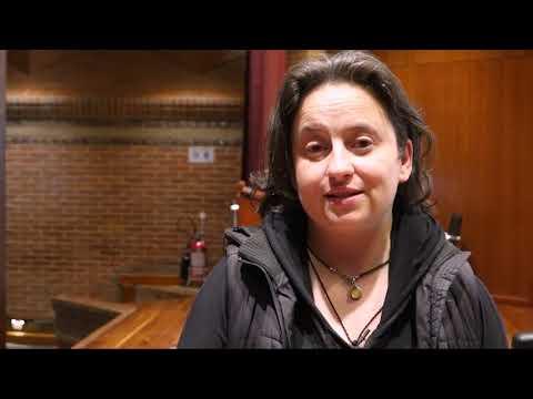 Entrevista a Camila Esguerra, autora del capítulo  'La representación periodística de las migra...'