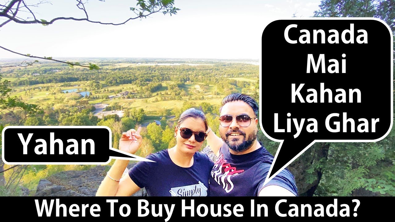 Where Did We Buy Our First House In Canada | How To Choose Location | Canada Couple Vlogs