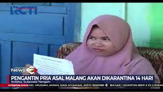 Gambar cover Akibat Korona, Sepasang Pengantin di Kolaka, Melakukan Ijab Kabul Lewat Video Call  - SIP 26/03
