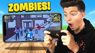 Best New Infected Zombie Game Mode in PUBG Mobile! with TypicalGamer