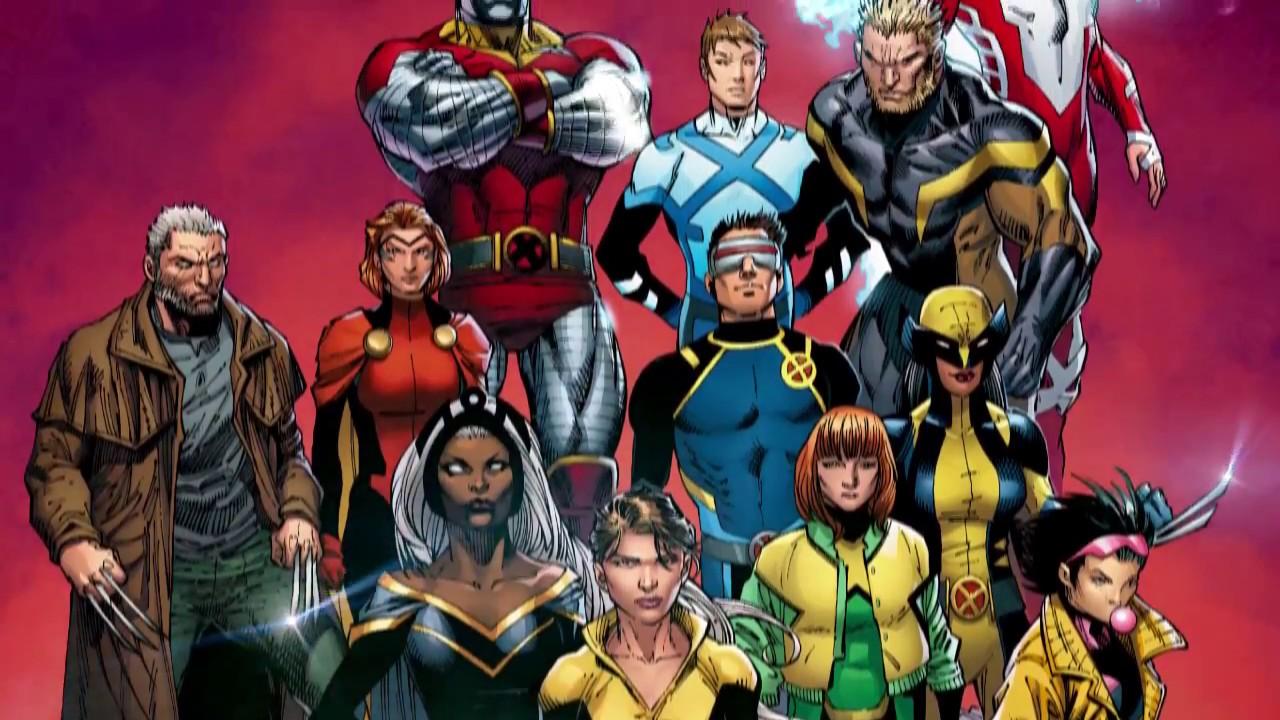 Risultati immagini per x-men comics