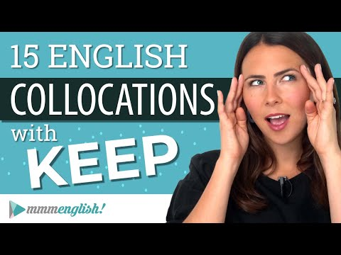 English Collocations   Learn Vocabulary The SMART Way!