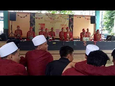 Marawis Nahdatul Farhan - Sholallahu Ala Yasin @UNJ FIS 2017