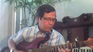 guitar phím lõm bài TÌNH NGHÈO CÓ NHAU