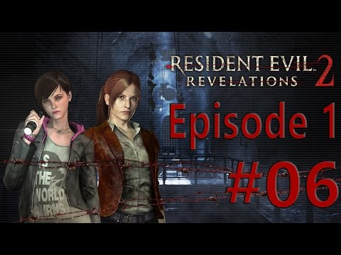Resident Evil Revelations 2|Episode 1|Part 6 - Learning |