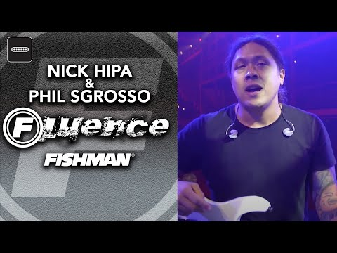 Fishman Fluence Artists - Nick Hipa & Phil Sgrosso (As I Lay Dying)