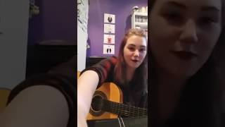 Can't help falling in love cover