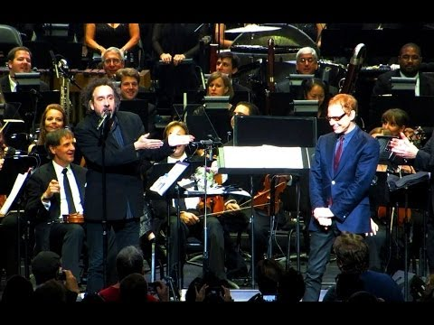 Danny Elfman's set @ Nokia Theatre L.A. Live, 10/31/2013 Travel Video