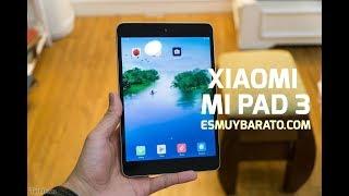 """Review de la tablet Xiaomi Mi Pad 3 de 7,9"""" 4 Gb RAM 64 Gb ROM"""