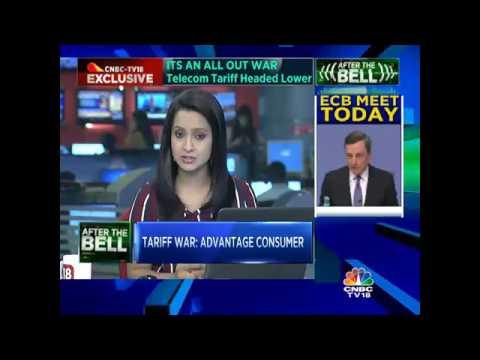 ITS AN ALL OUT WAR; Telecom Tariff Headed Lower