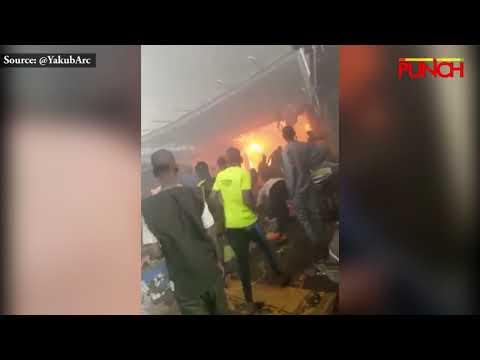 Fire Guts Sokoto