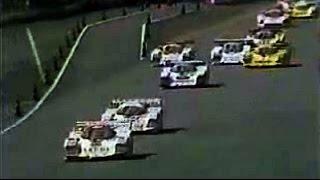 1986 WEC Japan Start Scene