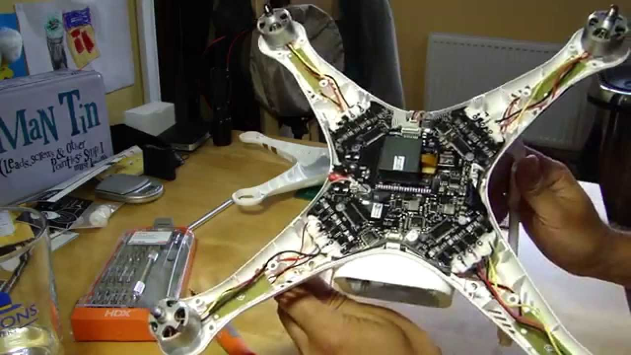 how to open the dji phantom 3