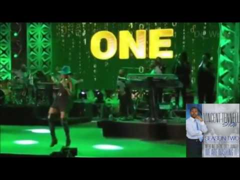 """The Vincent-Tennell Show"" Presents: Mary J. Blige (Made In America Tidal Concert)"