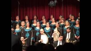 فرقة طيور دجلة يغنون يالجمالك سومري