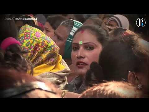Transexuales en la India se rebelan contra la ley que pretende protegerla