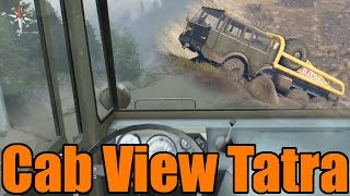 Spin Tires | Truck Trials | TATRA | Real First Person View!