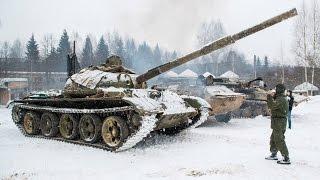 Танковый Биатлон 2017 - Танковый Полигон