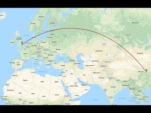 9820 CNR 2 China Business Radio (Mandarin), Xianyang CHN, 8241 km