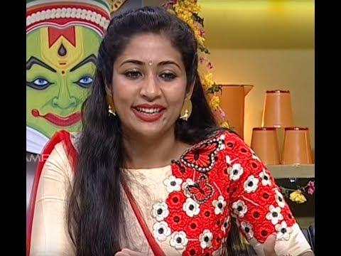 Annies Kitchen With Film Actress Navya Nair | നൊങ്ക് ...