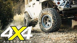 BFGoodrich KM3 tyres tested| 4X4 Australia