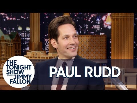 """Paul Rudd and Jimmy on the Making of Their """"You Spin Me Round (Like a Record)"""" Remake"""