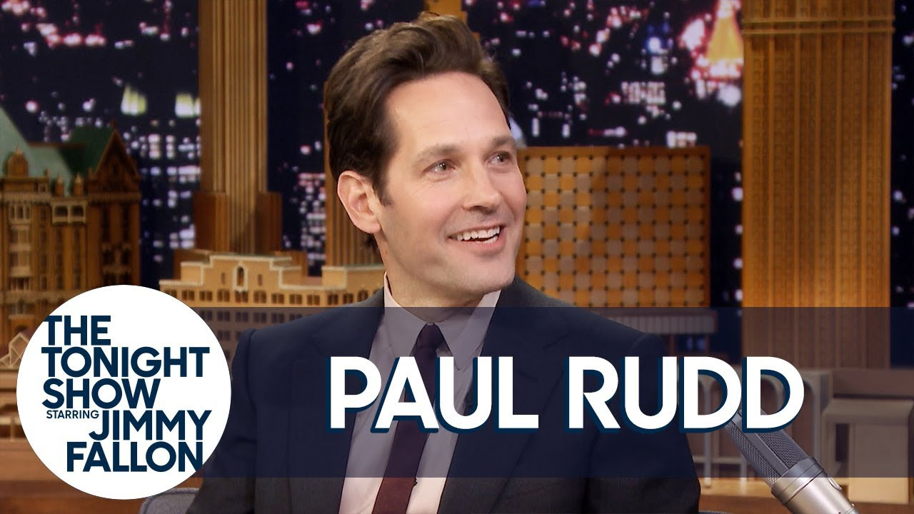 Paul Rudd and Jimmy on the Making of Their