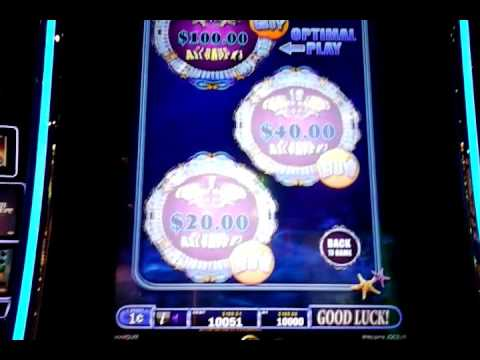 Diamonds of the Sea slot machine: I bought a $100 bonus ...