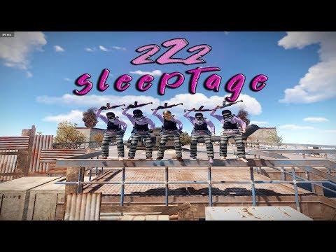 zZz // SLEEPTAGE // Episode 1 *RUST PVP* thumbnail
