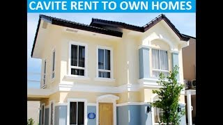 Rent To Own House and Lot In Cavite - No Down Payment - Lancaster Cavite thumbnail