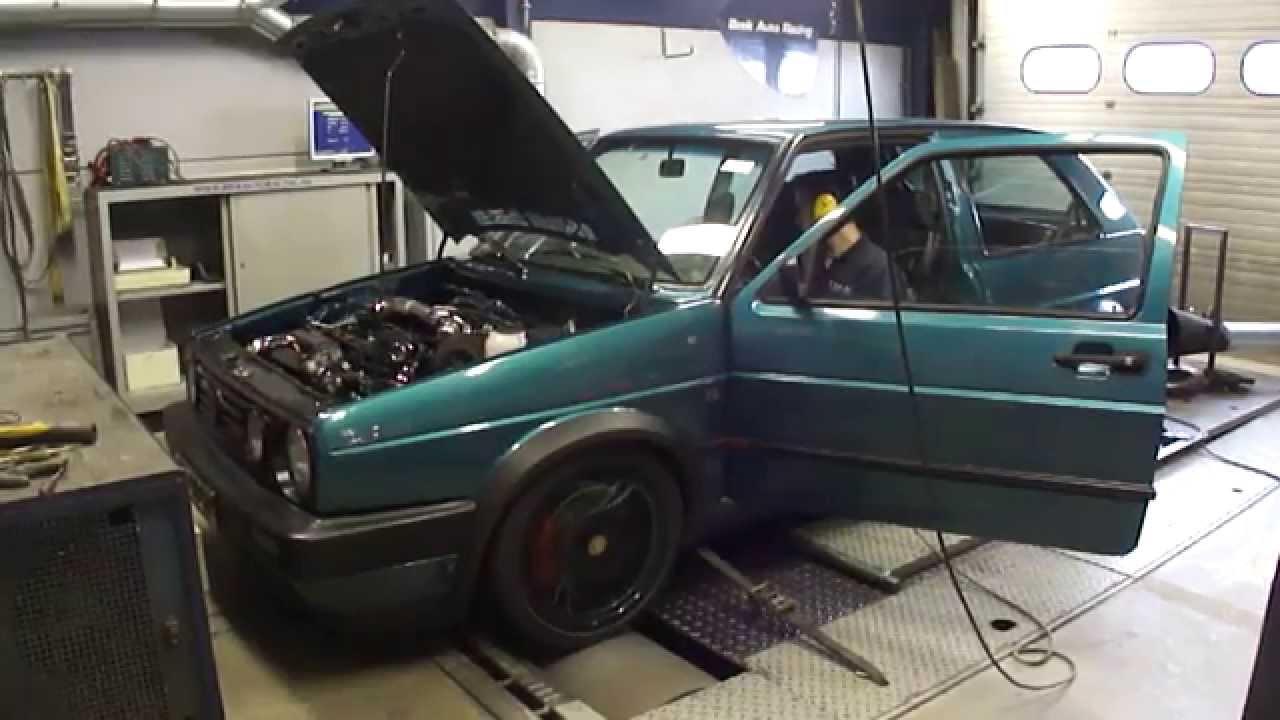 Vw Golf Mk2 1 8t 20v With Turbo
