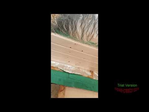 Баня из кунга своими руками фото