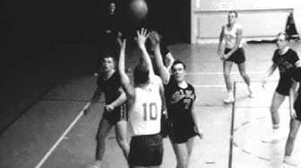 Kokkolan Urheilutalo avajaiset 1964