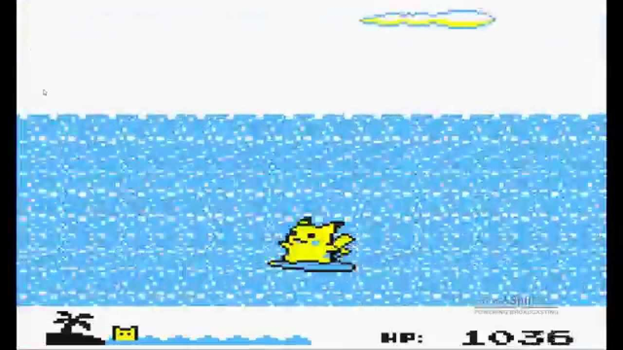 pokemon yellow how to get surf