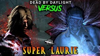 Skill Check God Laurie vs Death in Your Face Doctor - Dead by Daylight Versus Mode