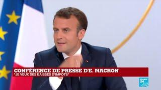 Education, petite enfance, école, enseignement, formation : Les pistes d'E. Macron