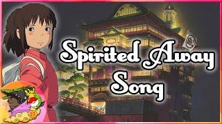 Spirited Away Rap   Spirited Away Movie   Studio Ghibli