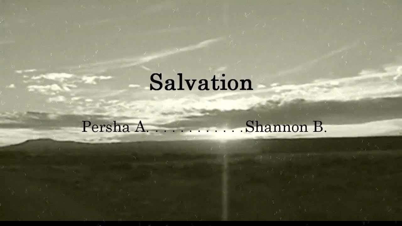 salvation salvation