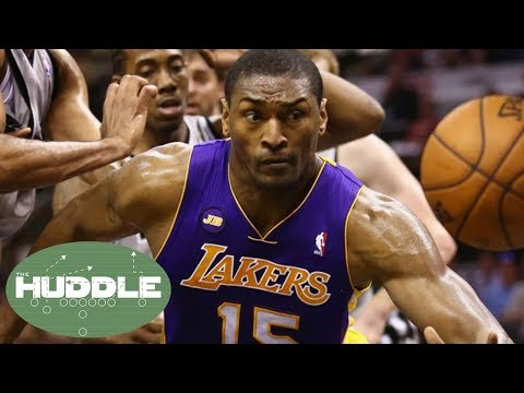 Metta World Peace Gives A WARNING About Legalized Sports Betting! | Huddle